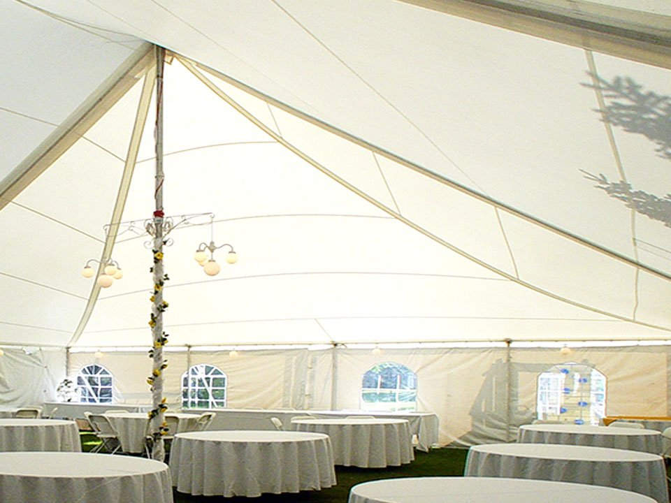 Expo. POLE TENTS  sc 1 st  TopTec Event Tents & Expo Pole Tent by TopTec | TopTec Event Tents