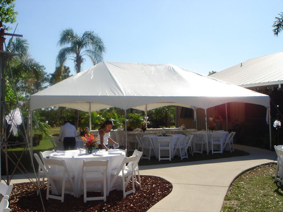 Express Frame Tent by TopTec | TopTec Event Tents