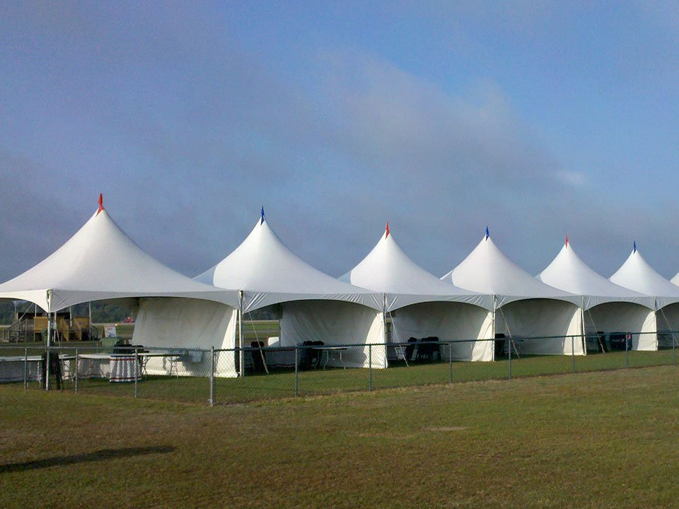 Sierra High Peak Frame Tent By Toptec Toptec Event Tents