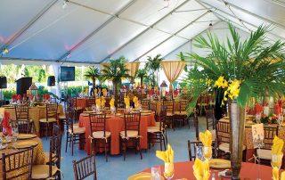FutureTrac Gabel End Event Tent