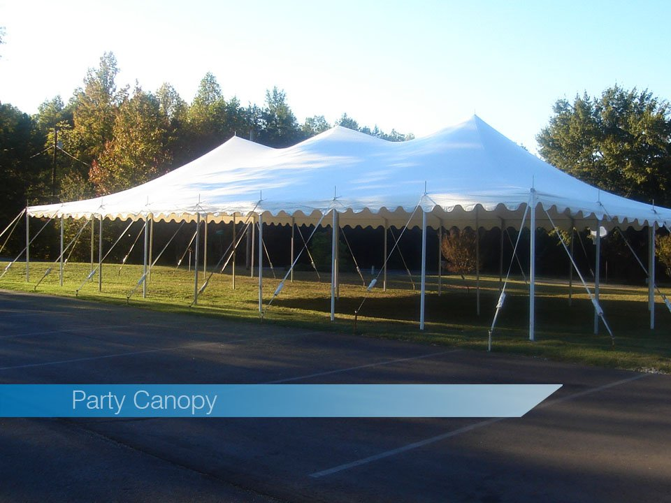 Pole Tents by TopTec | TopTec Event Tents