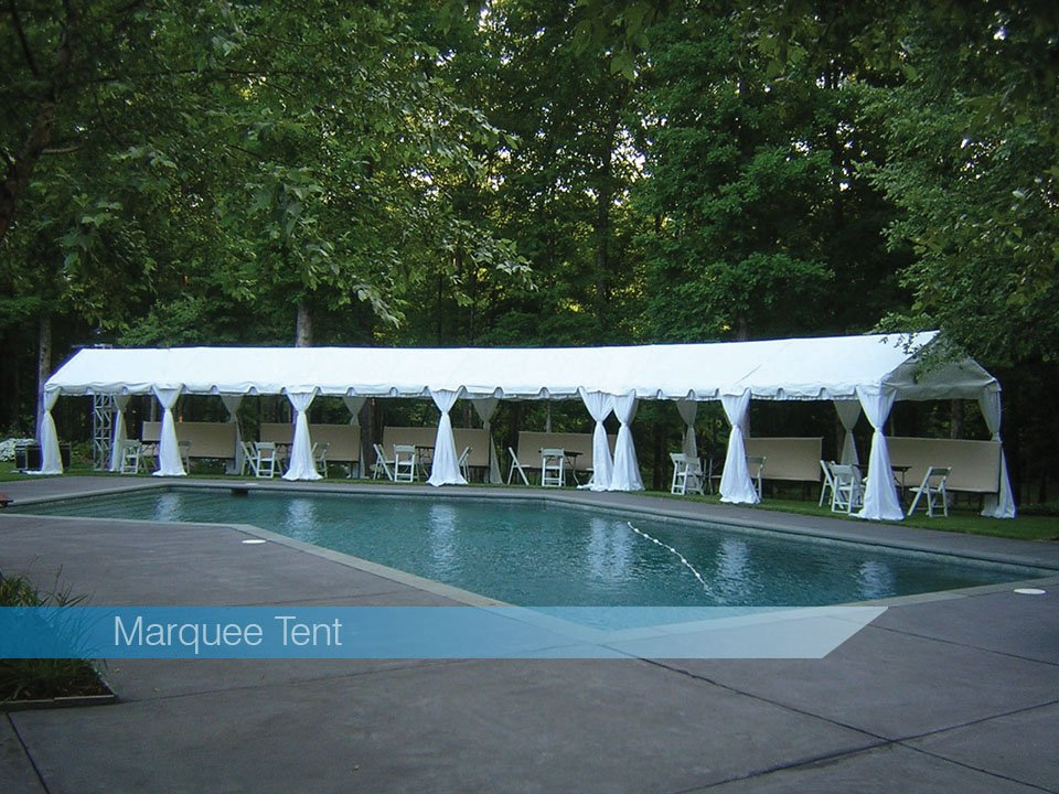 Frame Tents by TopTec | TopTec Event Tents