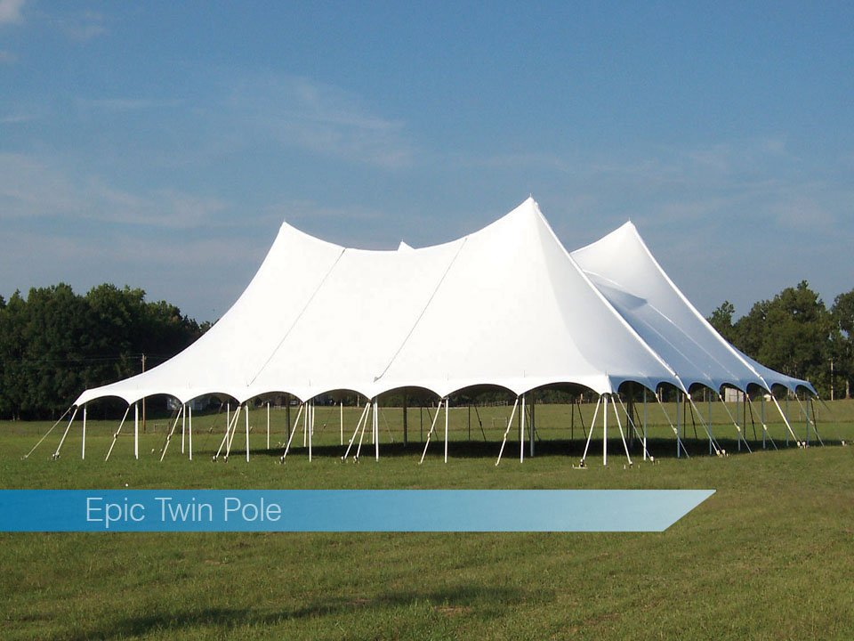 Epic Twin Pole Tension Tent