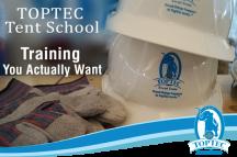 Tent School at TopTec December 4-6, 201