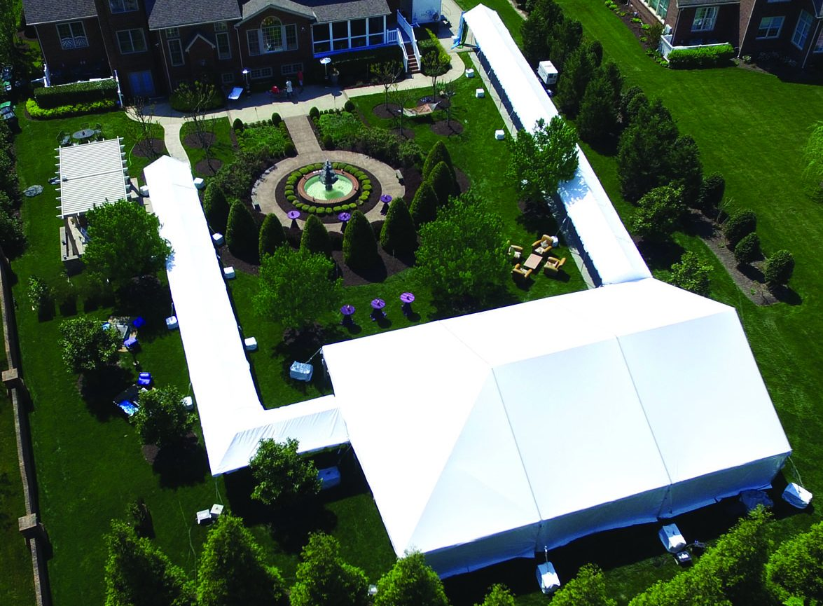 Designing Custom Event Tents