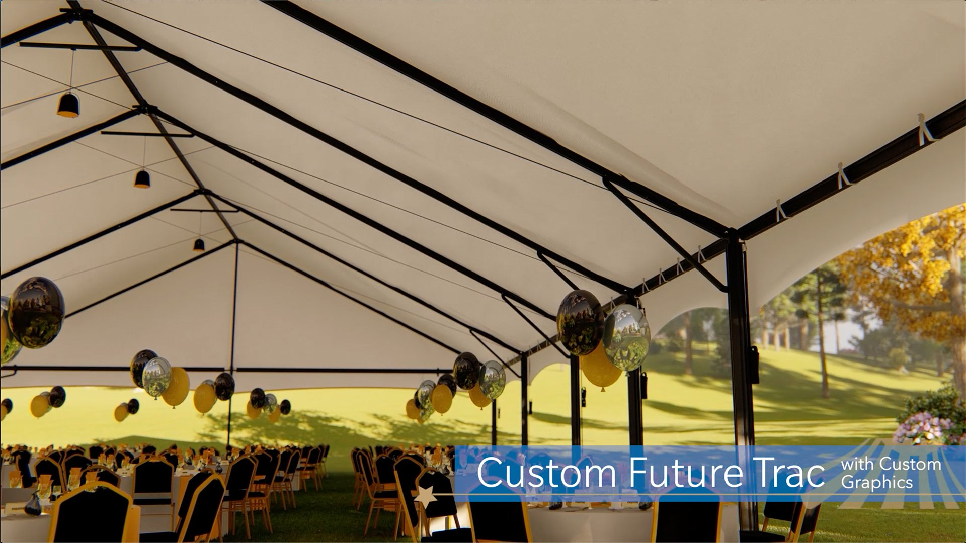 Future Trac Event Tent from TopTec