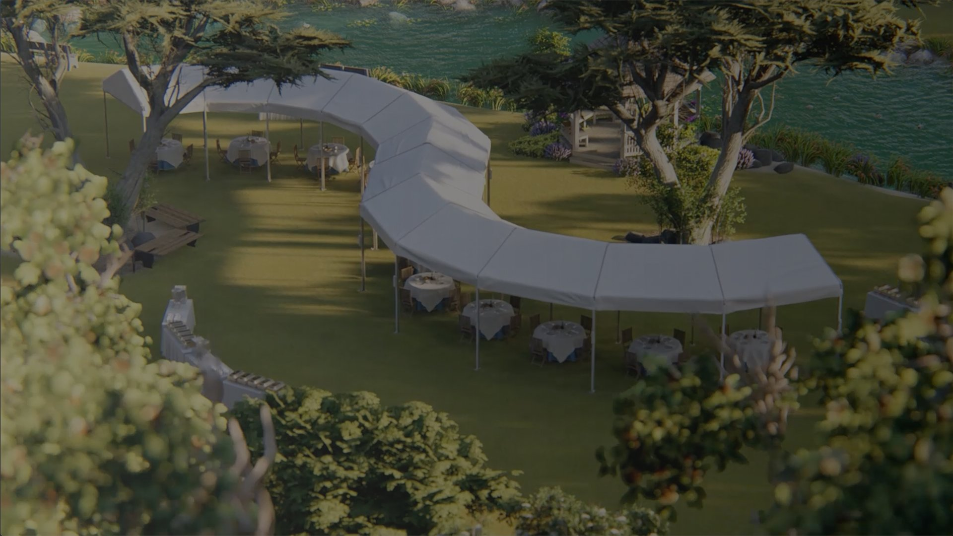 Imagine Omni Serpentine Event Tent